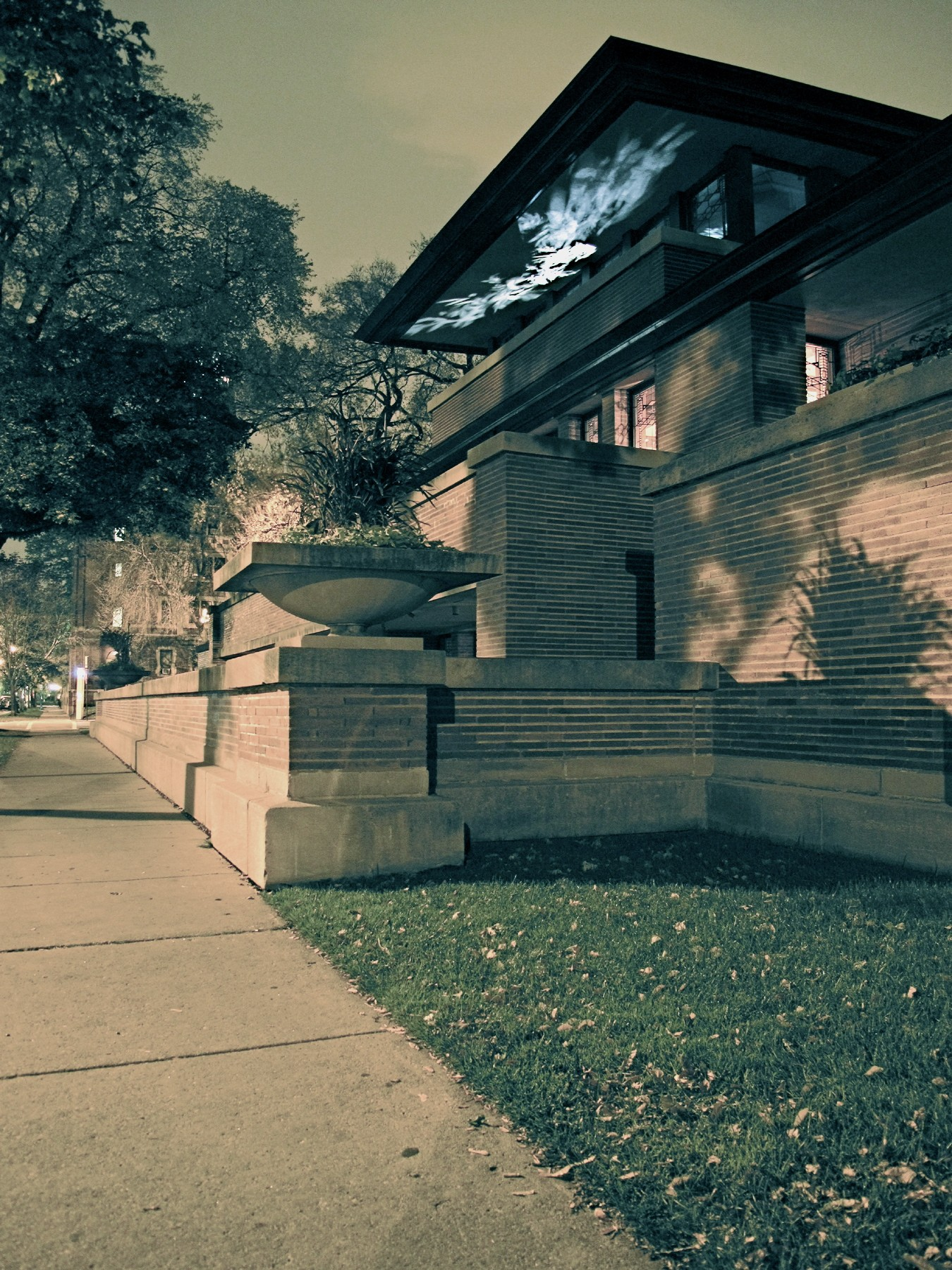 Robie house modern architecture